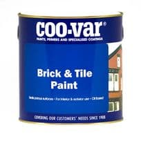 Coo-Var Brick & Tile Paint Gloss