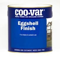 Coo-Var EGGSHELL Finish White
