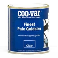 Coo-Var Finest Pale GOLDSIZE
