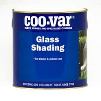 Coo-Var GLASS Shading White