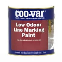 Coo-Var LOW ODOUR Line Marking Paint