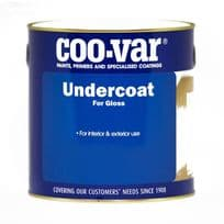Coo-Var Oil Undercoat White