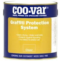 Coo-Var P 101 Anti Graffiti Paint 2 Pack Oil Based Clear