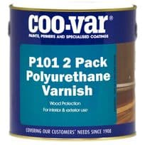 Coo- Var P101 2 Pack POLYURETHANE Floor Coating