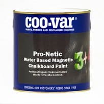 Coo-Var Pro Netic Water Based Magnetic Chalkboard Paint