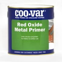 Coo-Var RED OXIDE Metal Primer