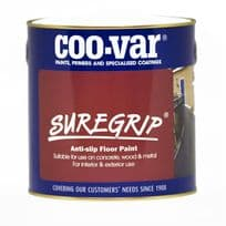 Coo-Var SUREGRIP Anti-Slip Safety Floor Paint