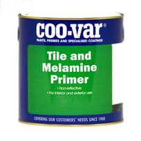 Coo-Var TILE and MELAMINE Primer White