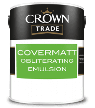 Crown COVERMATT Emulsion