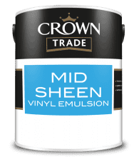 Crown MID SHEEN emulsion