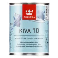 Kiva 10 Matt Furniture Lacquer Clear