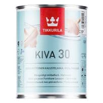Kiva 30 Semi Matt Furniture Lacquer Clear
