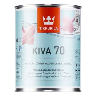 Kiva 70 Gloss Furniture Lacquer Clear