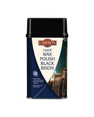 Liberon BLACK BISON Liquid Wax