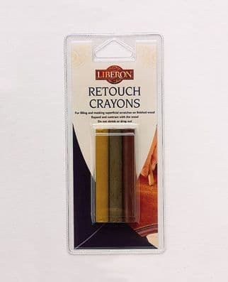 Liberon RE-TOUCH Crayons