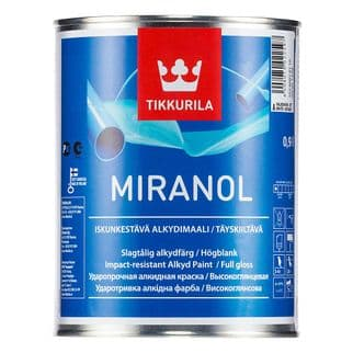 Miranol High Gloss Enamel Oil Based