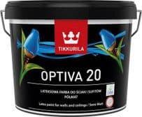 Optiva 20 Semi Matt - Durable Eggshell