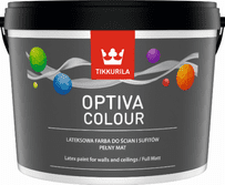 Optiva Colour -Vinyl Matt Trade Emulsion