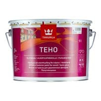 Teho Oil Paint-Semi Gloss Wood Paint