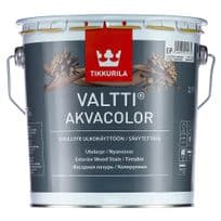 Valtti Akvacolor Matt Waterborne Woodstain