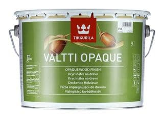 Valtti Opaque Waterborne Wood Finish