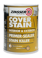 Zinsser COVER STAIN Oil Base Primer Sealer
