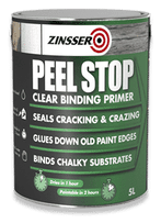 Zinsser PEEL STOP Clear Binding Primer