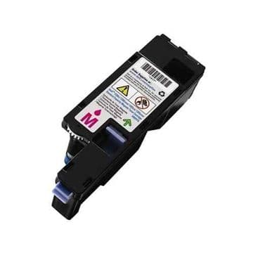 Dell C1760 Magenta HIGH CAPACITY 593-11142 Refurbished Toner Cartridge 1400 pages