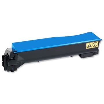 Kyocera TK-540 Cyan Refurbished Toner Cartridge