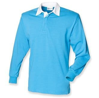 FR01M Long Sleeve Rugby Shirt