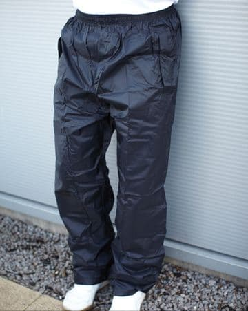 TRW348 Regatta Packaway Breathable Overtrousers