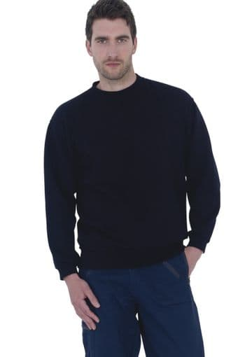 UCC001 Ultimate Clothing Collection 50/50 Set-In Sweatshirt