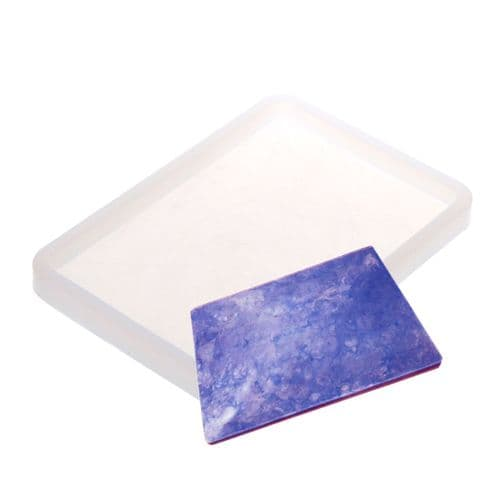 190x150mm Rectangle Silicone Placemat Mould