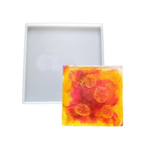 250mm Giant Square Silicone Placemat Mould
