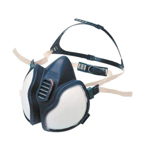 3M 4251 Reusable Organic Vapour & Particulate Respirator