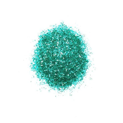 Crushed Crystal - Emerald