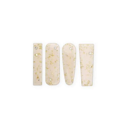 Cute Silicone Hair Clip Bundle - The Chunky One