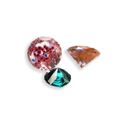 Dazzling Diamond - Decorative Silicone Moulds