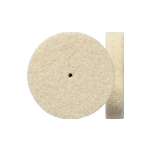 Dremel 26mm Polishing Wheel - 3 pack