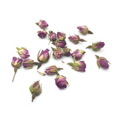 Dried Rose Buds x 20