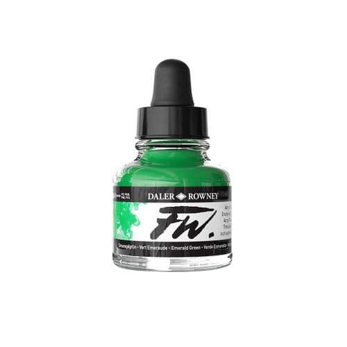 Emerald Green FW Artists' Acrylic Ink