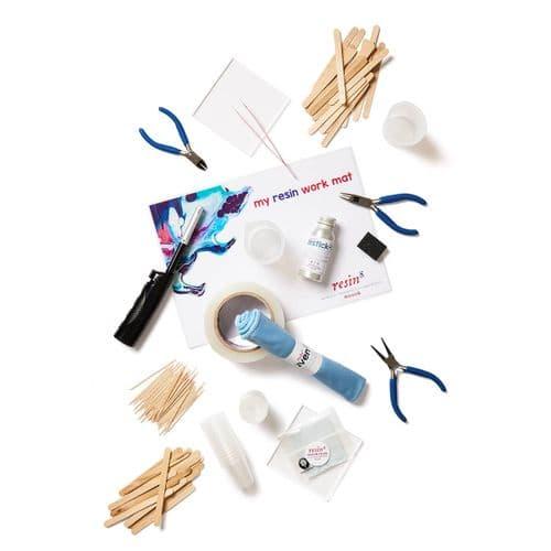 Essential Resin Jewellery Toolkit