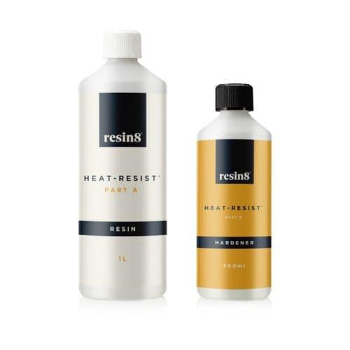 Heat-Resistant Epoxy Resin - 1.5kg