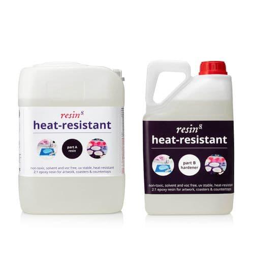 Heat-Resistant Epoxy Resin - 15kg