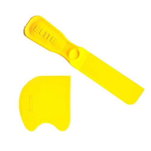 Heavy Duty Yellow Resin Spreader / Stirrer