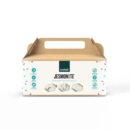 JESMONITE AC300 Starter Kit: Everything Tray - Monochrome Terrazzo