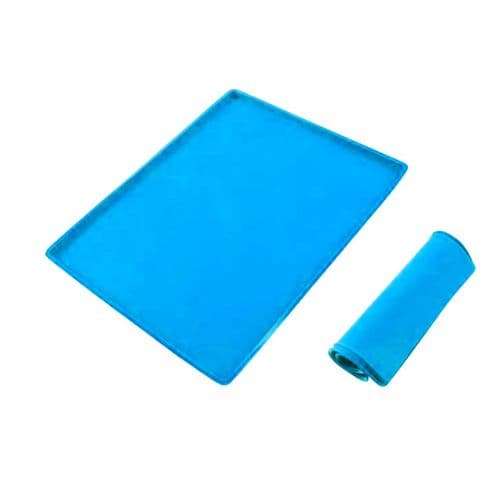 Large Silicone Work Mat for Artists & Jewellers