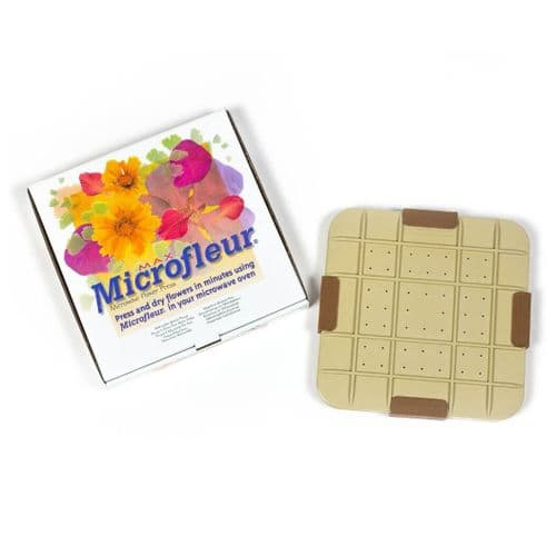 Microfleur MAX Microwave Flower Press