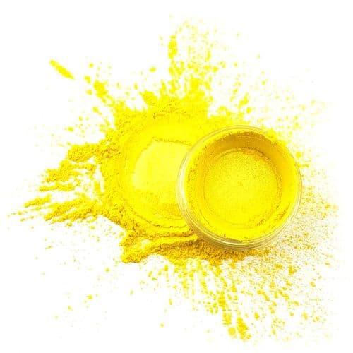 Natural Mica Powder - Buttercup