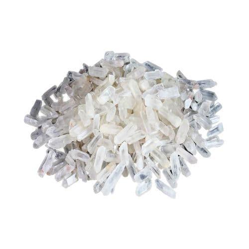 Natural Quartz Crystal Needle Points